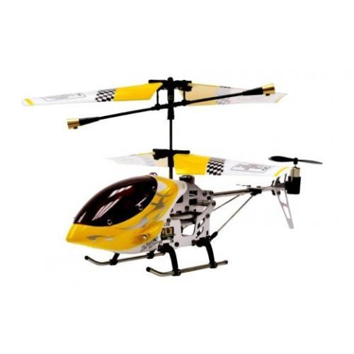 Радиоуправляемый вертолет V-max GYRO (гироскоп, подсветка, ИК-управление, 20 см)
